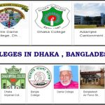 HSC Colleges in Dhaka Bangladesh with their EIIN Number