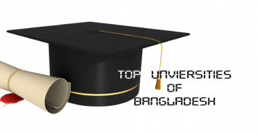 University ranking of Bangladesh