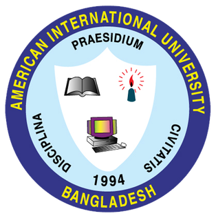 American International University Bangladesh logo