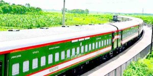 Sonar Bangla Train Picture