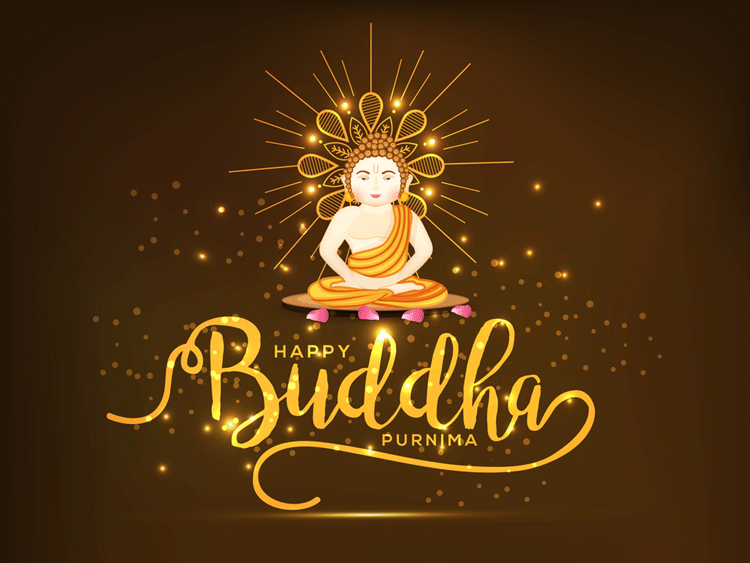 Beautiful buddha pictures with quotes