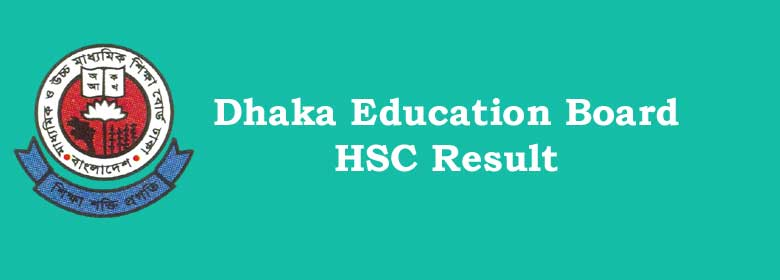 HSC Result Dhaka Board