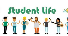 Student Life Essay and Paragrpah