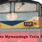 Dhaka To Mymensingh Train Schedule With All Train Lists, & Train Ticket Price