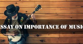 Essay On Importance Of Music