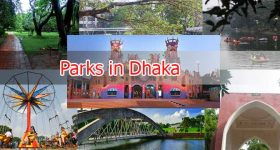 Parks in Dhaka