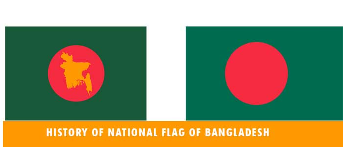 History of National Flag of Bangladesh