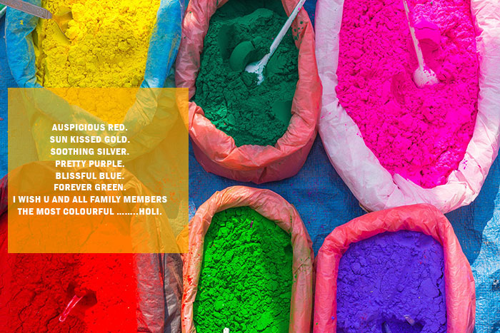 happy holi quotes Two