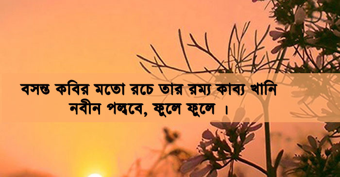 pohela falgun message