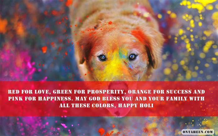 HAPPY HOLI WISHES FOR FACEBOOK WHATSAPP two