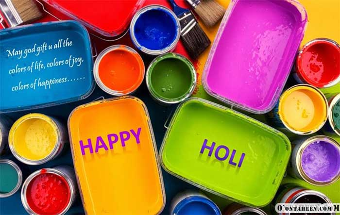 happy Holi wallpaper 1