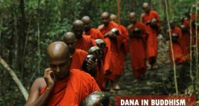 Dana in Buddhism
