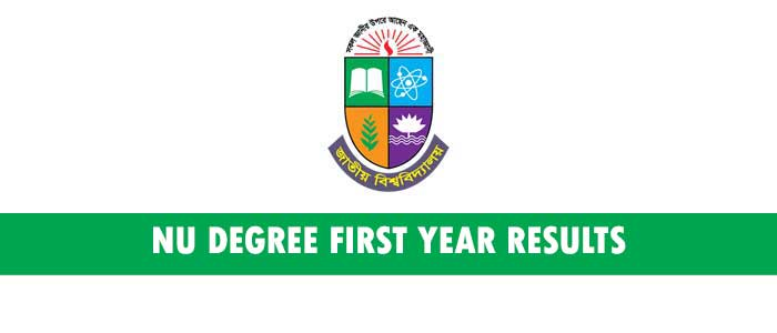 Degree 1st Year Result Check