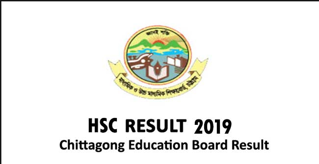HSC Result 2019 check by Chittagong Board