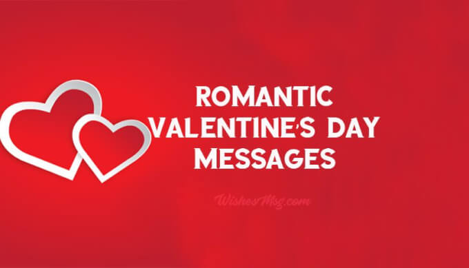 Romantic Valentine's Day Messages